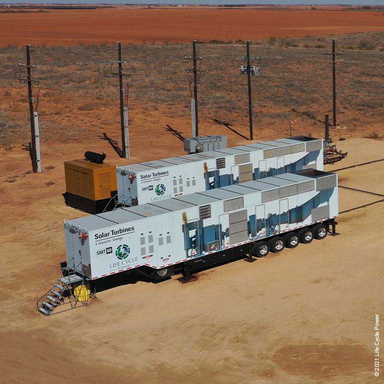 turbine fleet solar SMT 60